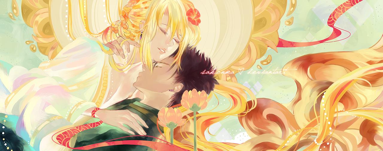 CM: Hisui and Kokuyo by sakonma