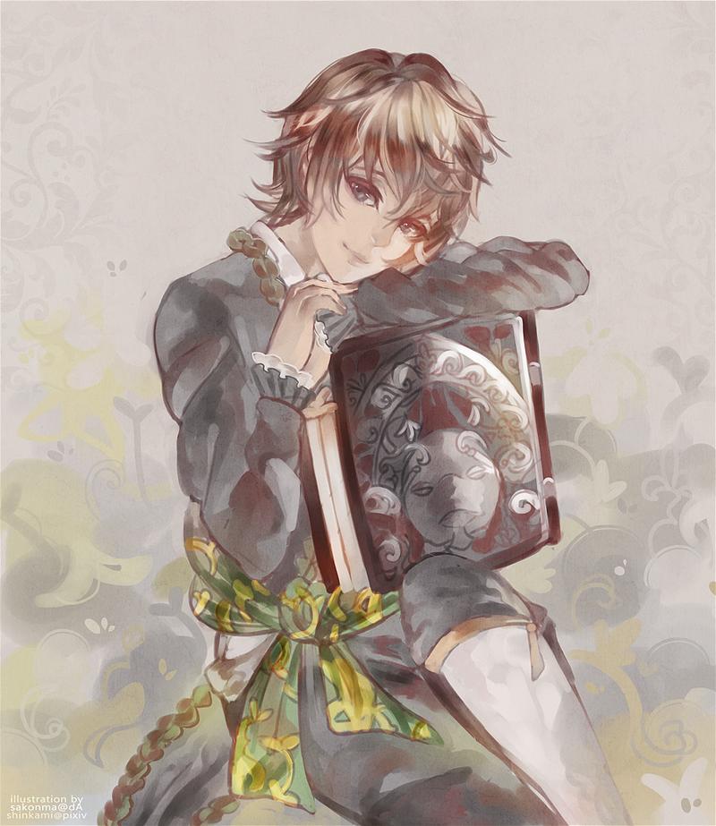 Nier: Emil by sakonma