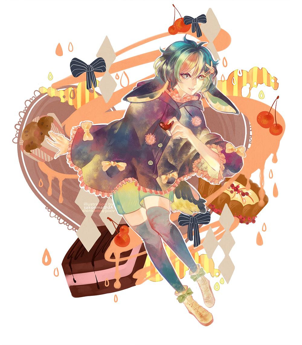 CM: Lux by sakonma