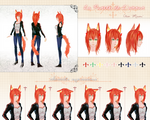 CM: Cleo Reference Sheet