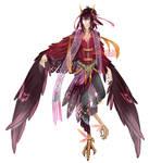 Custom Character: Harpy
