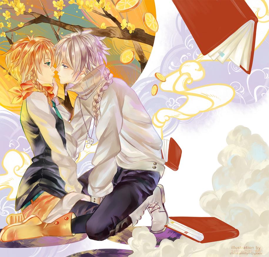 CM: Snow Rei by sakonma