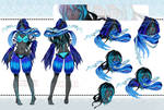 CM: Layde Reference Sheet