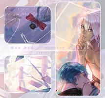 NuError x One Day Artbook by sakonma