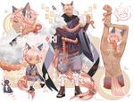 [CLOSED] Adopt: Sekimori Species