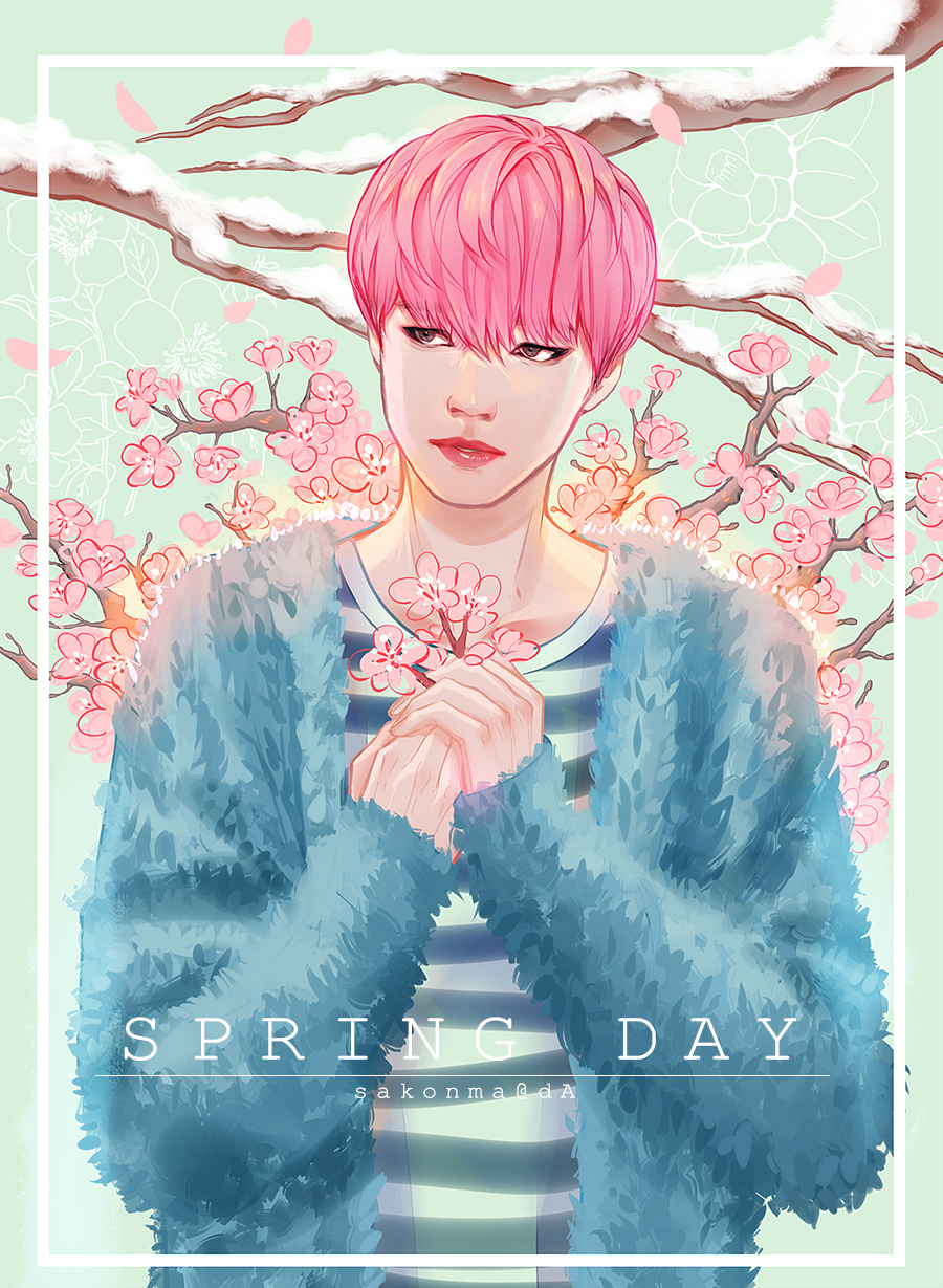 Spring Day by sakonma