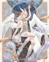 Pegasus by sakonma