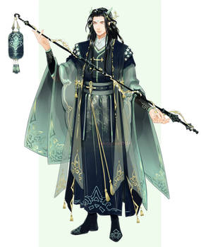 Custom Design: Mu Sanren