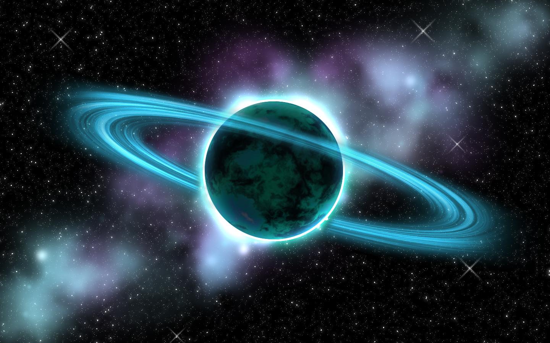 Планета сатурн обои для рабочего стола