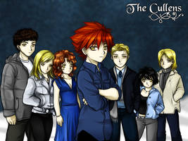 The Cullens by Robbuz