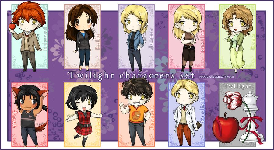 Dessins trouvés sur Internet - Page 4 Twilight_Group_set_by_Robbuz