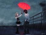 Commission - Umbrella