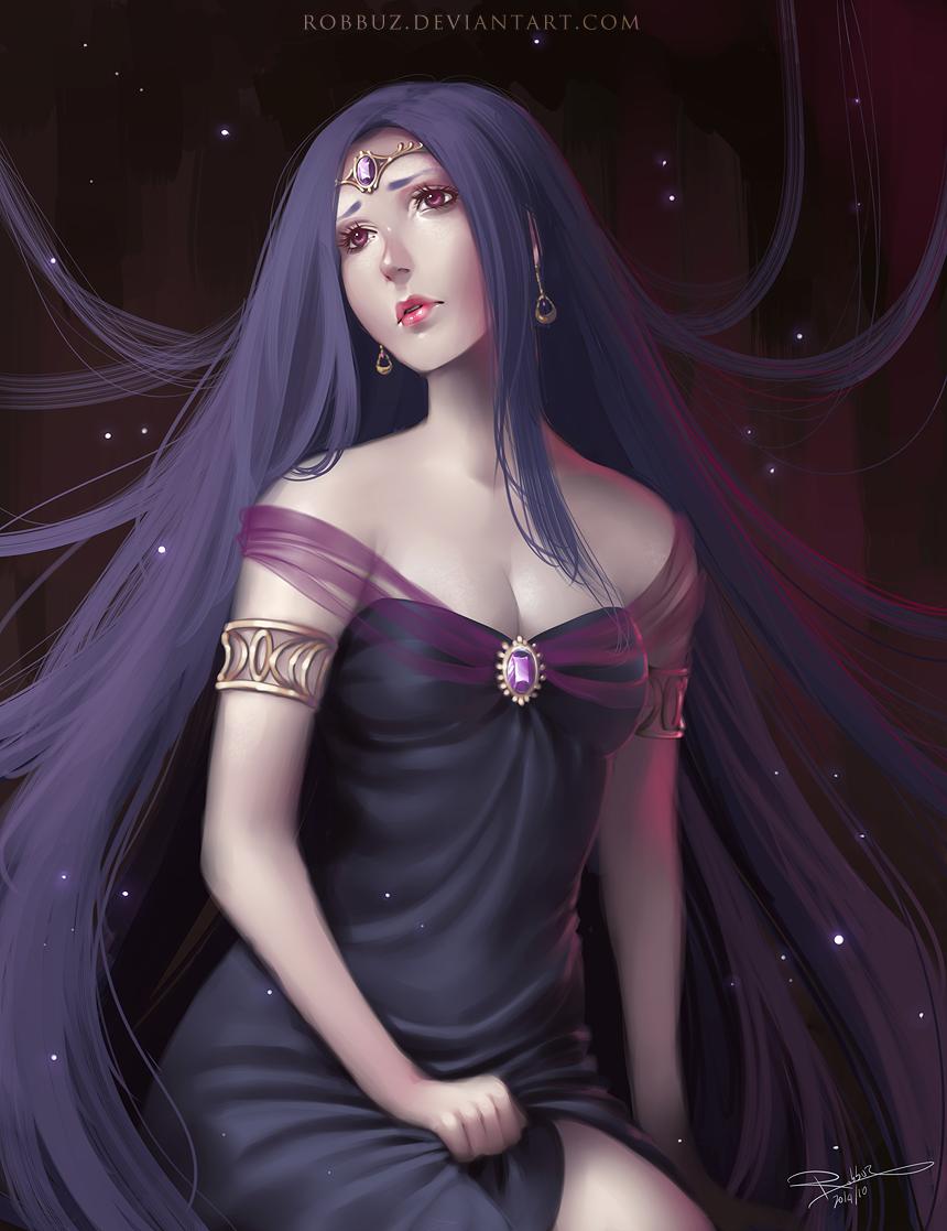Lady Ianite by Robbuz
