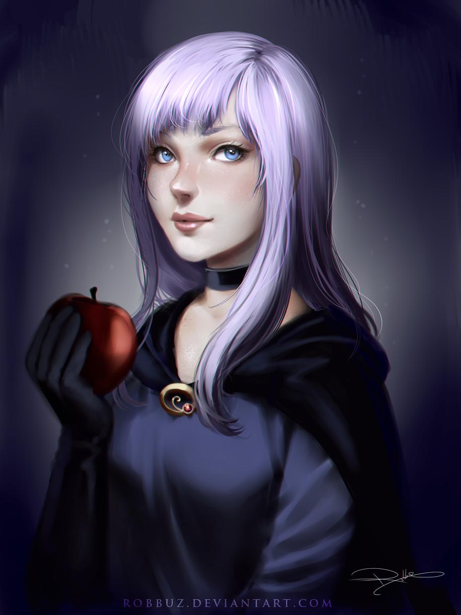 Martha The Mystic by Robbuz