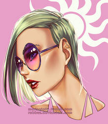 Sunglasses by Robbuz