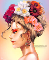 Flower Crown by Robbuz