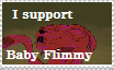 Baby flimmy stamp by Flimingow