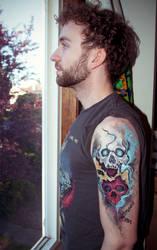 Body Art: tattoo inspired
