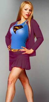 Rachel Anne supergirl
