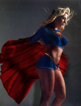 Joana Machado Supergirl 2