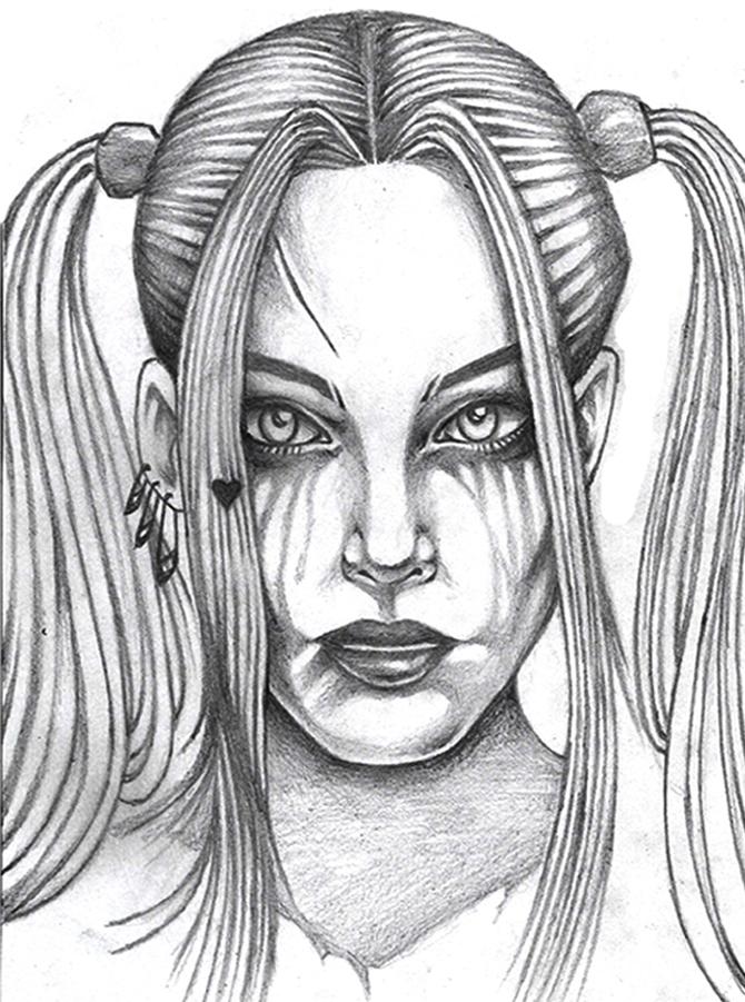Harley Quinn by Dany666