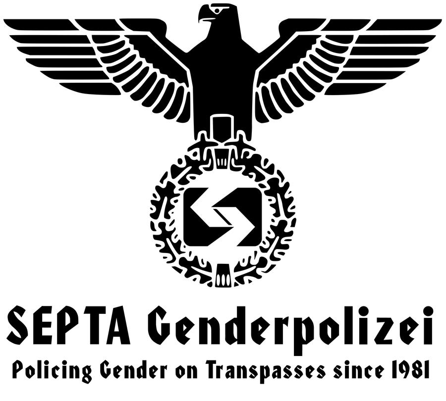 SEPTA Gender Police by VERGANZA-DE-SASUKE