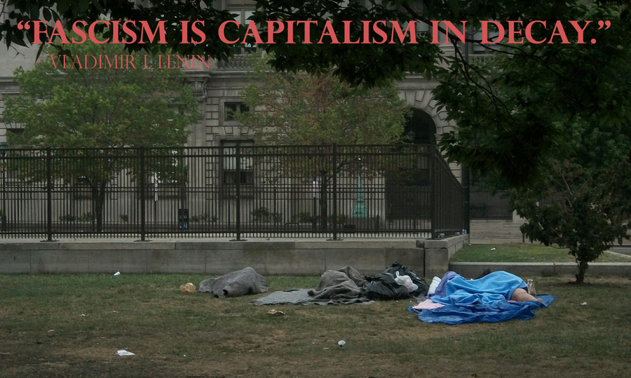Fascism is Capitalism in Decay by VERGANZA-DE-SASUKE