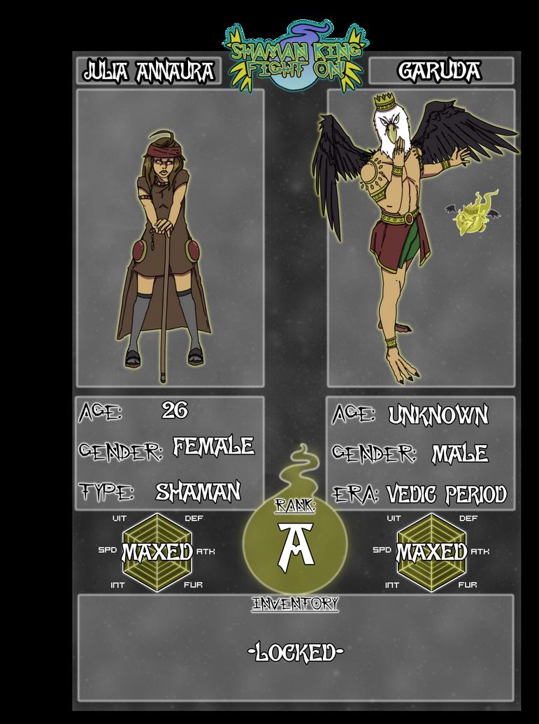 SKFO! :: Julia and Garuda by TigerRoad