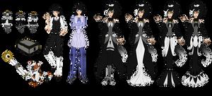 GoPri OC Kuroda Ayane/Cure Aria Character Sheet