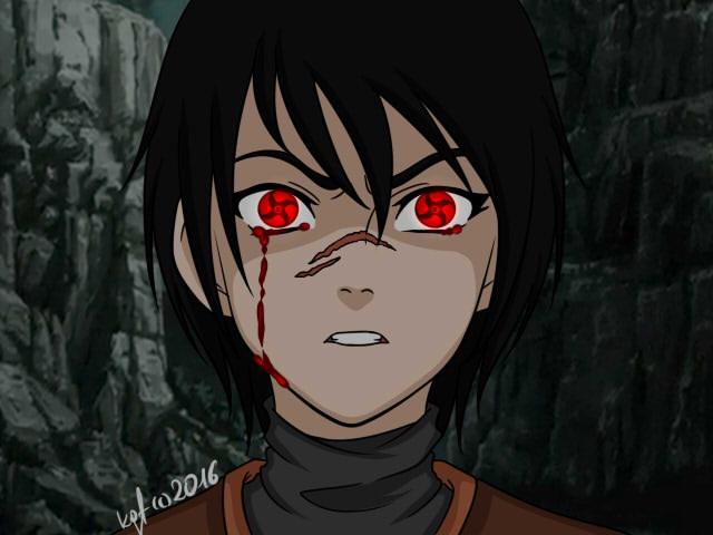 Crimson Kaleidoscope by KillerGirlFuria