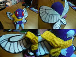Butterfree Plushie