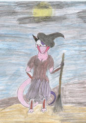 Witch Frikiza