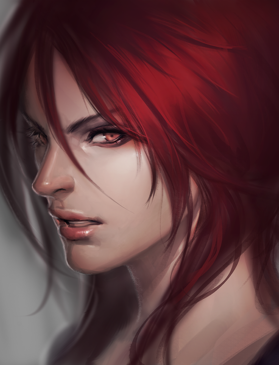 League of Legends: Shyvana by ae-rie
