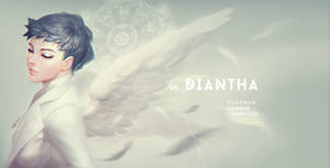 Pokemon: vs Diantha