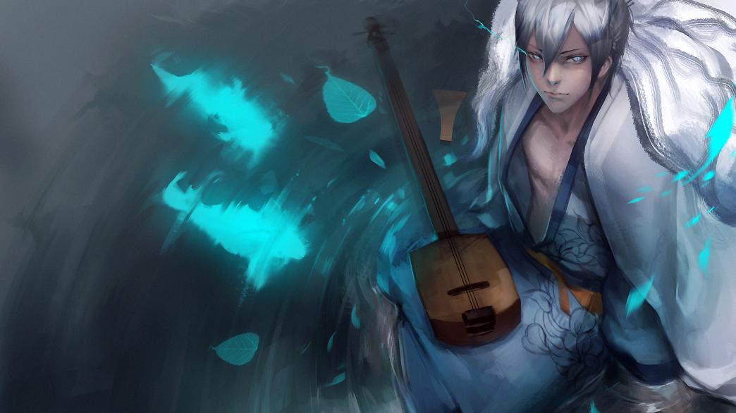 SS: Tamotsu by ae-rie