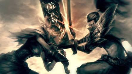 League of Legends: Clashing Winds