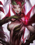 League of Legends: Zyra