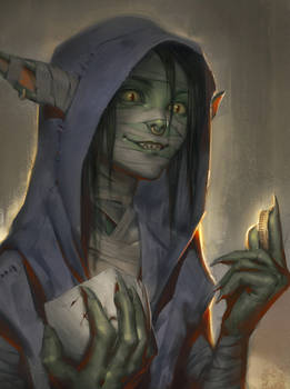 Critical Role - Nott the Brave