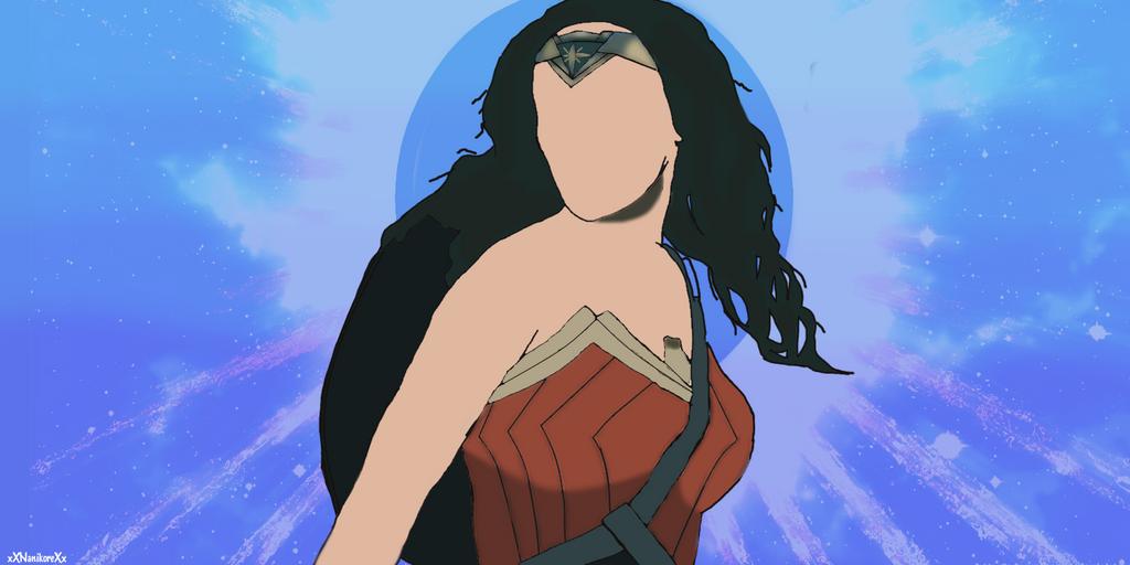 WonderWoman by xXNanikoreXx