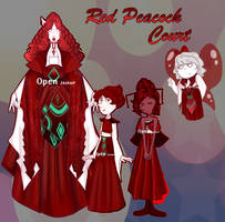 [OPEN] Red Peacock Court [Adopt]