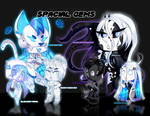 [OPEN] Spacial Gems [Auction] by JaskaS-Adopts