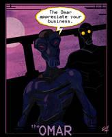 Deus Ex: The Omar by RevDenton