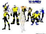 X-Men Redesigns