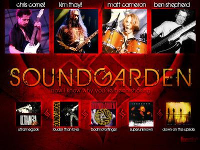 Soundgarden Wallpaper by inertiafx