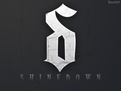 Shinedown Scratch Logo By Inertiafx
