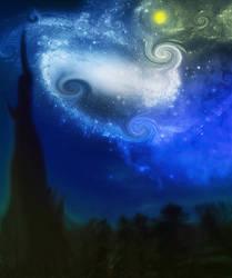 Starry Night by homigl14