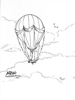 Balloon- - inktober2016