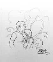 In love by TwoHorizonsArt