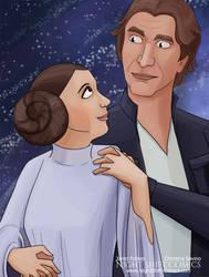 Han And Leia small
