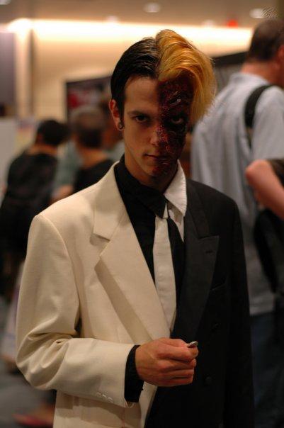 Twoface cosplay 2 by mindlessLink